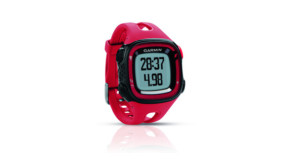 Garmin Forerunner 15 inkl. HF-Brustgurt red/black